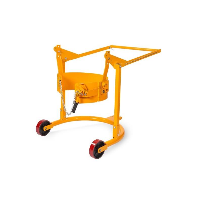 Wózek do beczek TOR HD-80A, 1 beczka x 200 l