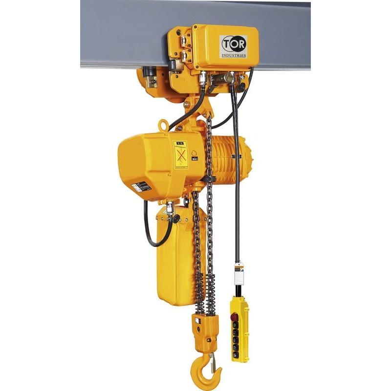 Wciągarka elektryczna z wózkiem HHBD 7,5T 18M 380V