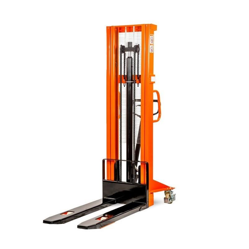 Wózek hydrauliczny podnośnikowy ręczny SDJ0516 0,5T 1,6M