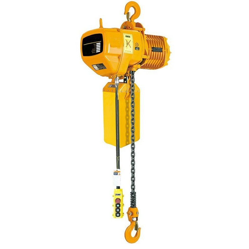 Wciągarka elektryczna z hakiem HHBD05-02  5t 6m