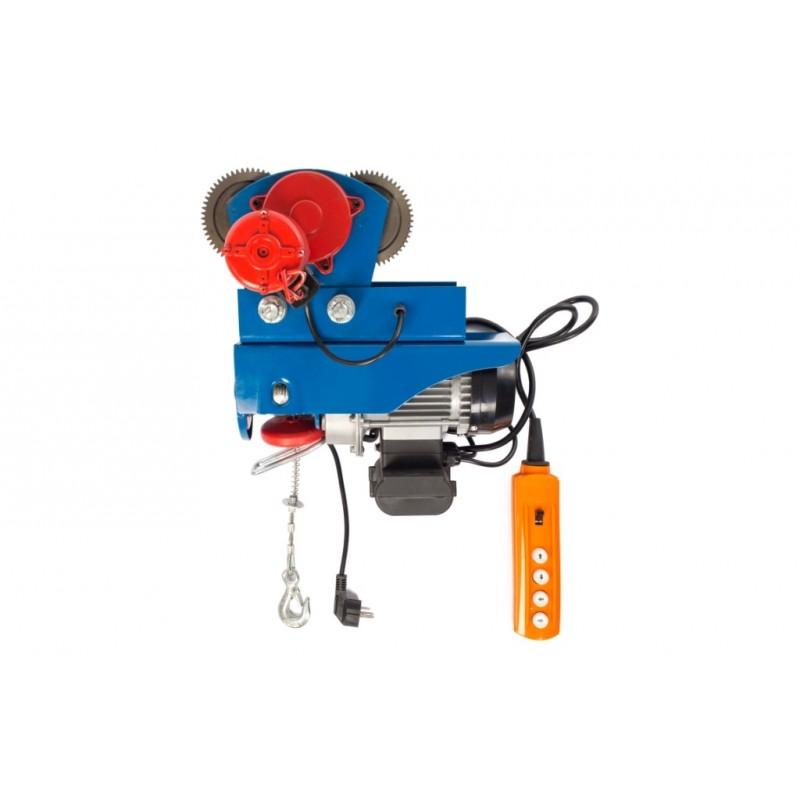 Wciągarka elektryczna PA 250/500 12/6M z wózkiem