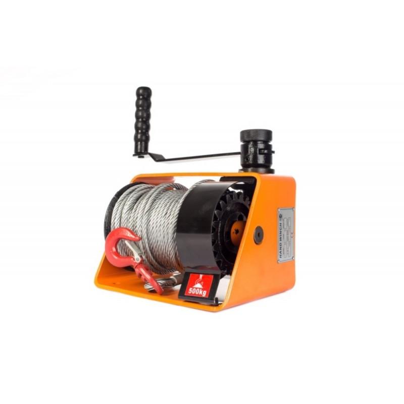 Wciągarka linowa VS500 0.5Tx25M lina