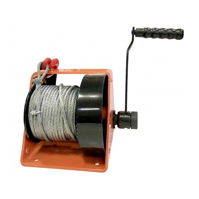 Wciągarka linowa GR500 0.5Tx25M lina