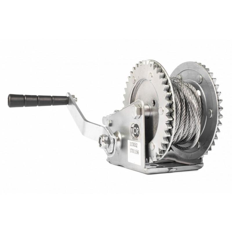 Wciągnik ręczny korbowy 0.5T 20M LHW-1200