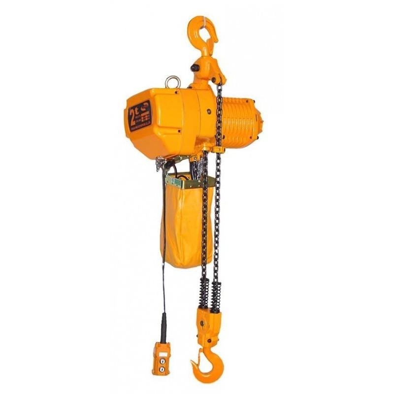 Wciągarka elektryczna z hakiem HHBD02-02  2t 12m