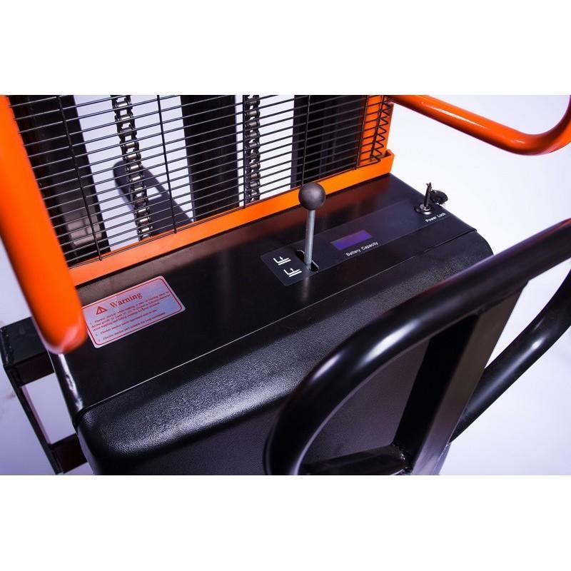 Wózek o podnoszeniu elektrycznym CTD 1,5T 3M