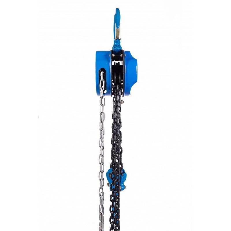 Wciągarka łańcuchowa ręczna 5T 12M