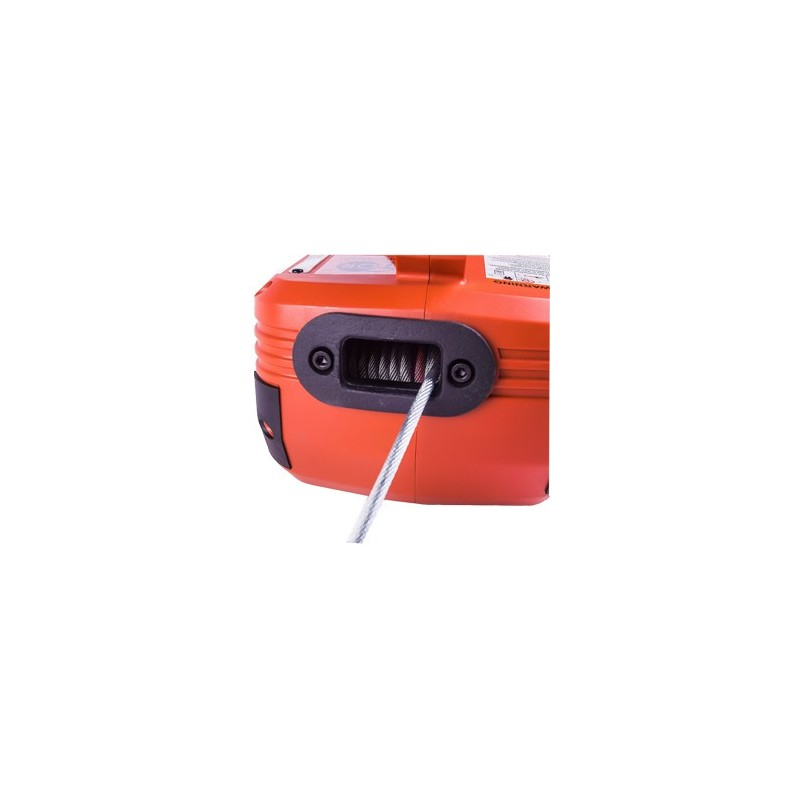 Wyciągarka elektryczna przenośna SQ-05 450KG 4,6M akumulator