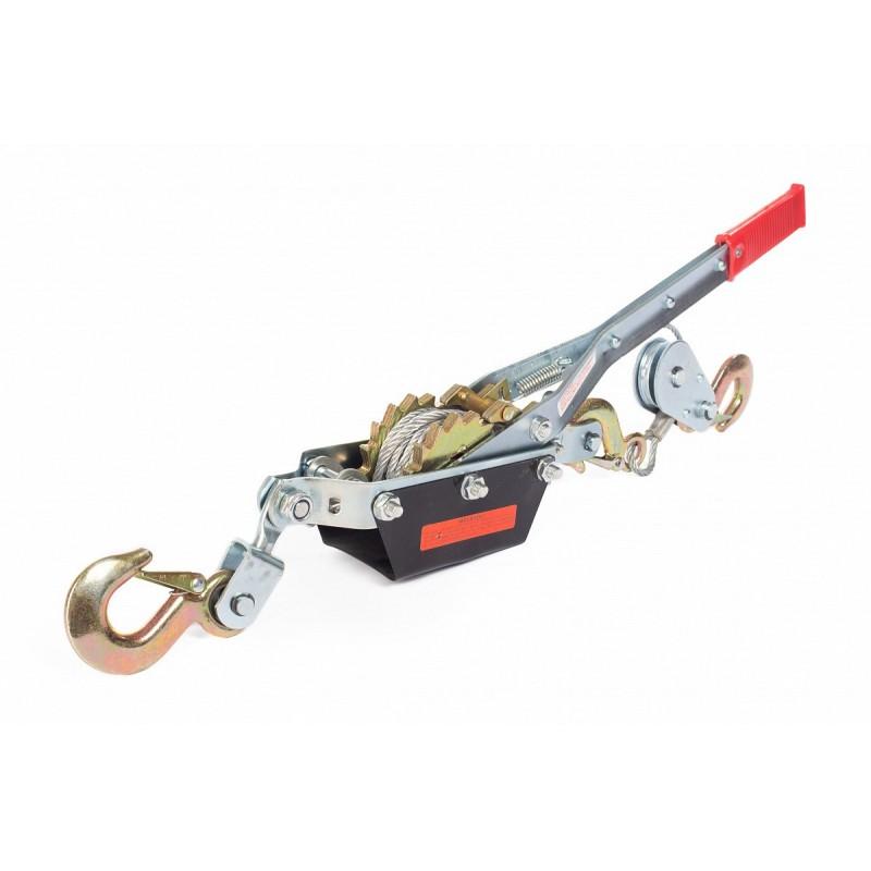 Wciągarka ręczna linowa 2 haki QSS4TB2 4T