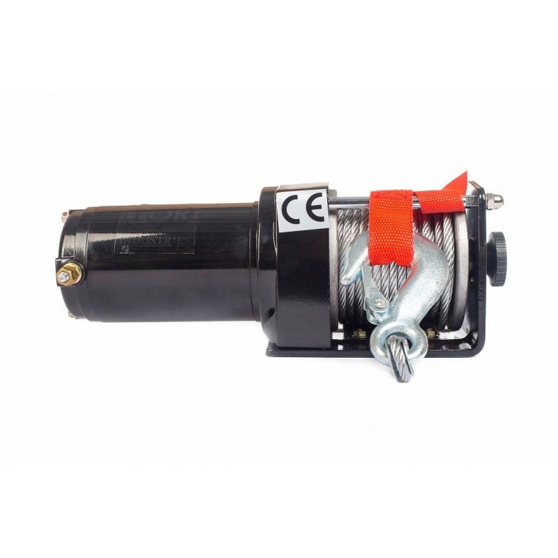 Wciągarka elektryczna samochodowa 1,6T 12V P3500